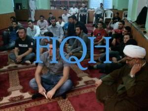 Do. Unterricht mit Sheikh Khalil